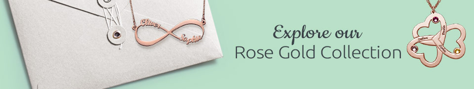 Rose Gold Jewelry Collection