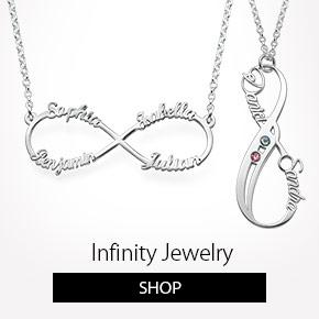 Infinity Jewelry