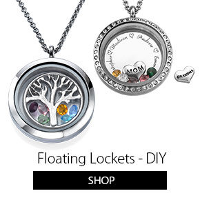 Floating Lockets
