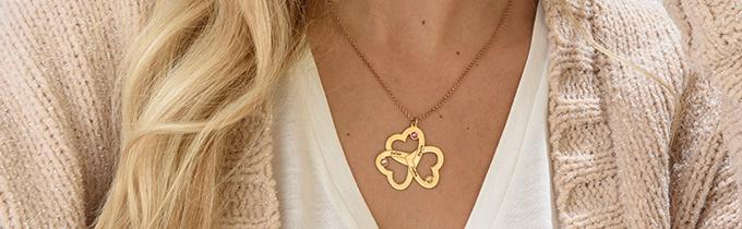 Custom Gold Plated Jewelry