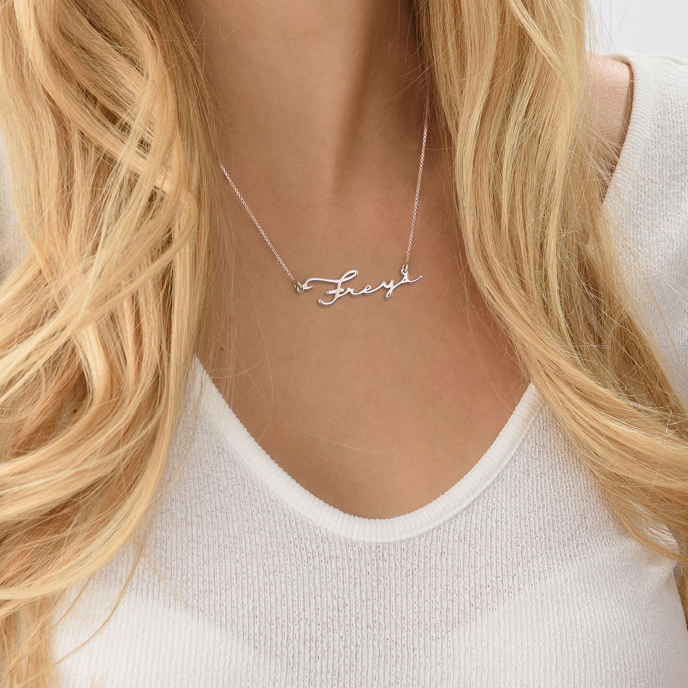 Signature Style Name Necklace - 4