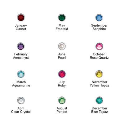New Mom Jewelry - Baby Feet Charm Necklace - 3