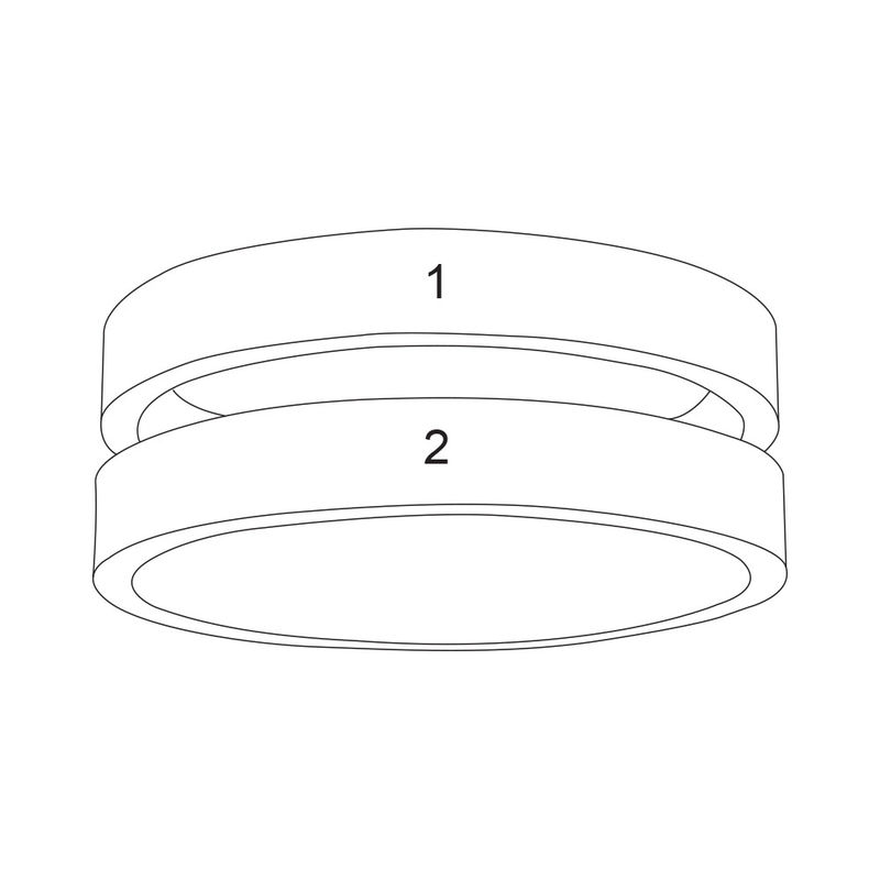 Two Name Ring in Silver - 5
