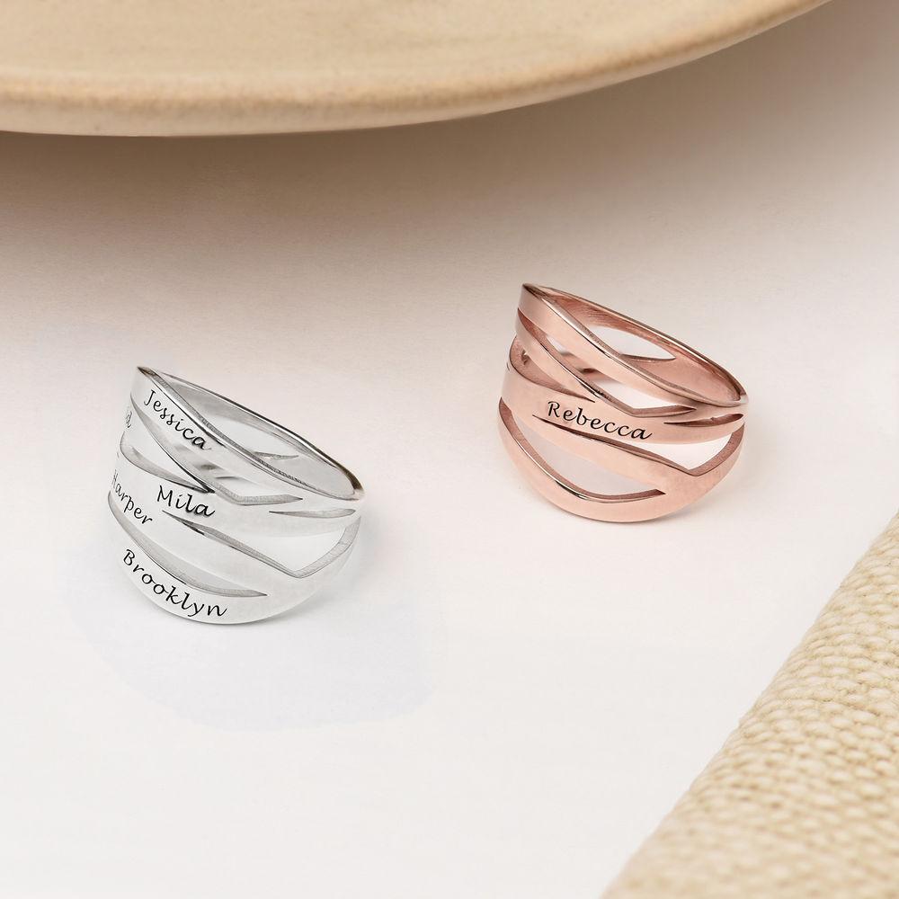Margeaux Custom Ring in Sterling Silver - 2