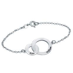 Interlocking Circles Bracelet product photo