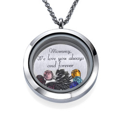We Are Family Floating Locket product photo