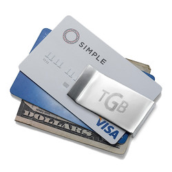 Personalized Money Clip product photo