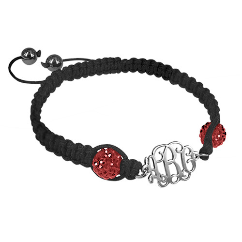 Custom Monogram Bracelet