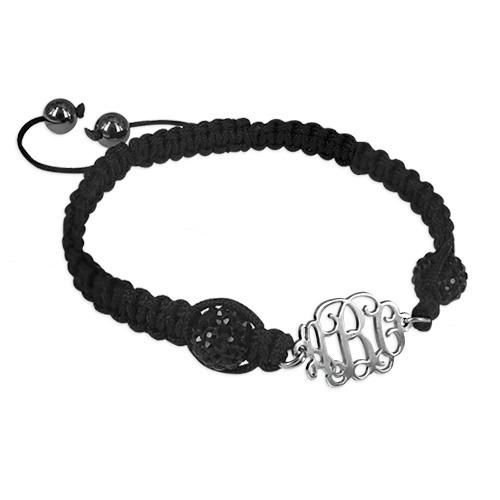 Custom Monogram Bracelet - 2