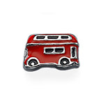 Double Decker Bus Charm for Floating Locket
