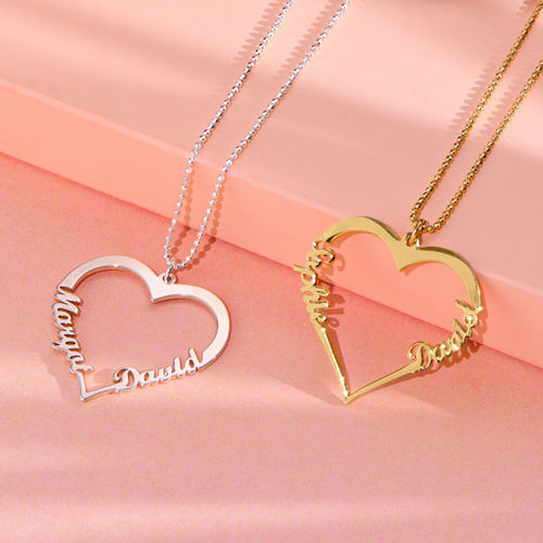Heart Necklace - My Everlasting Love Collection - 1