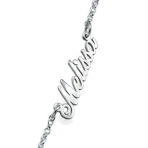 Multiple Name Necklace - 1