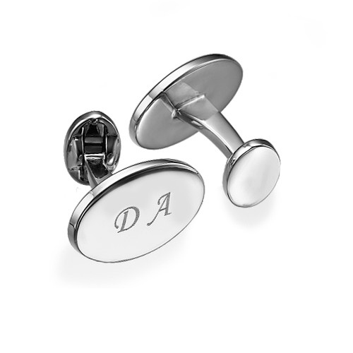 Personalized Cufflinks - Personalized Jewelry For Him