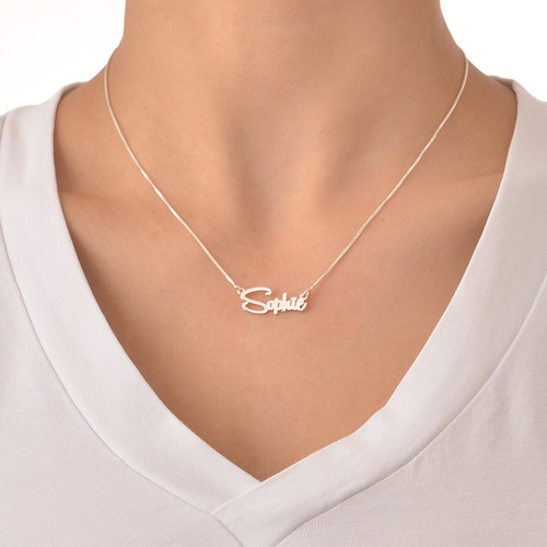 Say My Name Personalized Necklace - 2