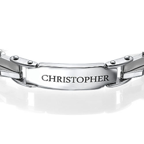 Stainless Steel Bracelet - 1
