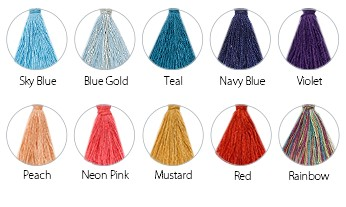 Tassel Colors