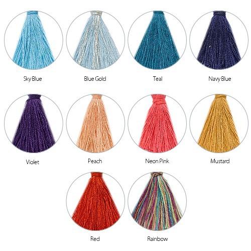 Yoga Jewelry - Lotus Flower Bead Bracelet - 3