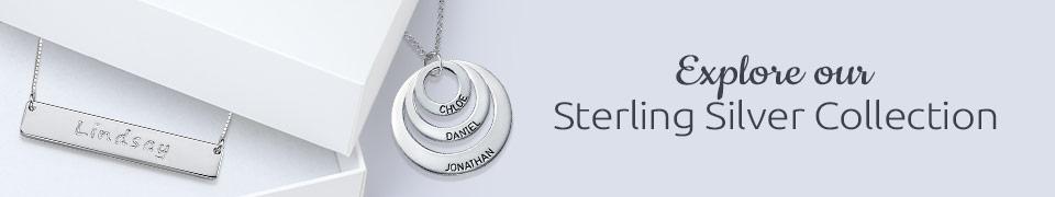 Sterling Silver Jewelry - Always Stylish!