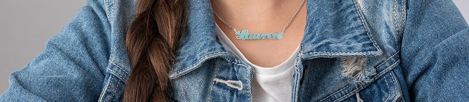 Personalized Kids Jewelry