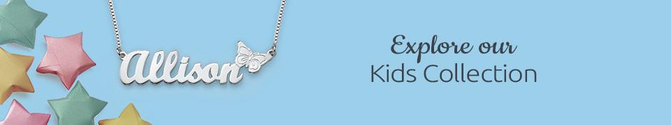 Personalized Kids Jewelry