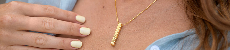 Bar Necklaces