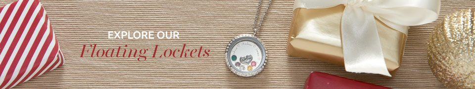 Floating Lockets & Floating Charms