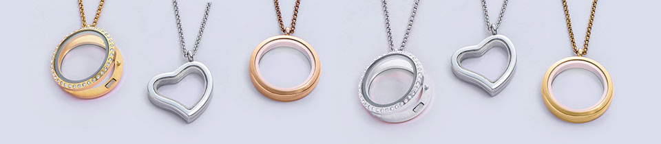 Create your own Floating Locket - Step 1