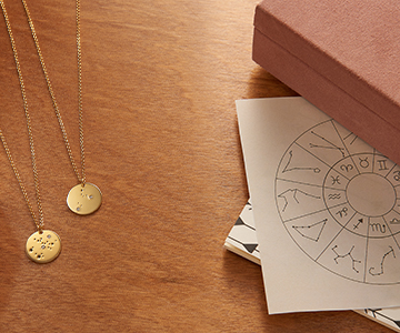 A Constellation Necklace for Every Zodiac Symbol