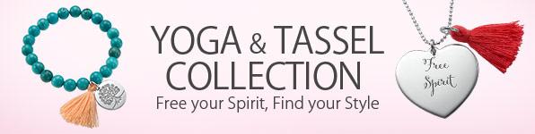 Yoga & Tassel Jewelry