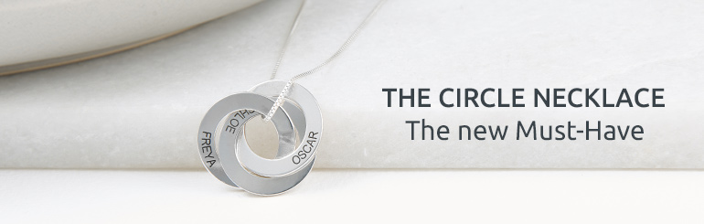 The Circle Necklace: The Must-Have Jewelry