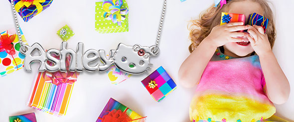 5 Personalized Christmas Gifts for Kids