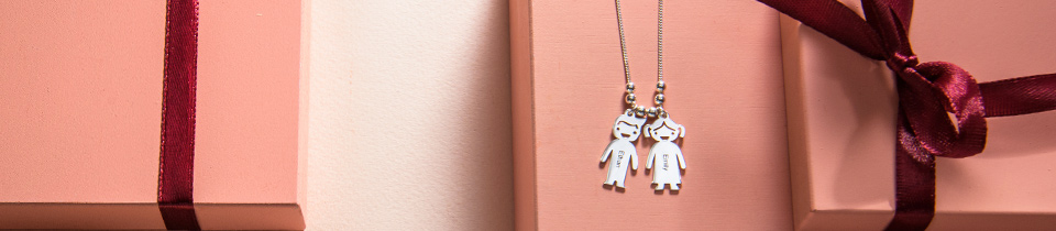 New Mom Jewelry - A gift to remember