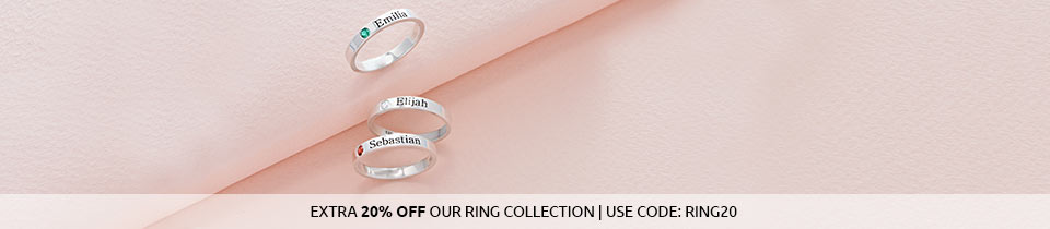 a242345d6c Personalized Rings Online - Free Shiping   My Name Necklace Canada
