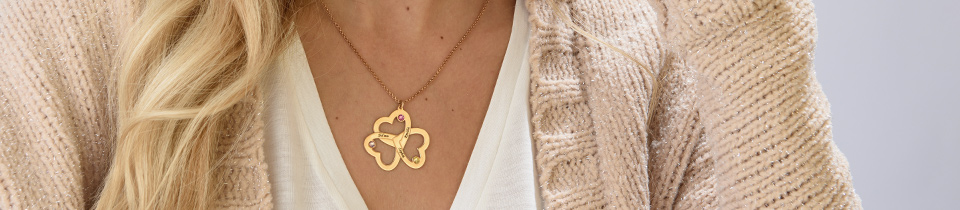 18k Gold Plated Jewelry - Luxurious and Trendy